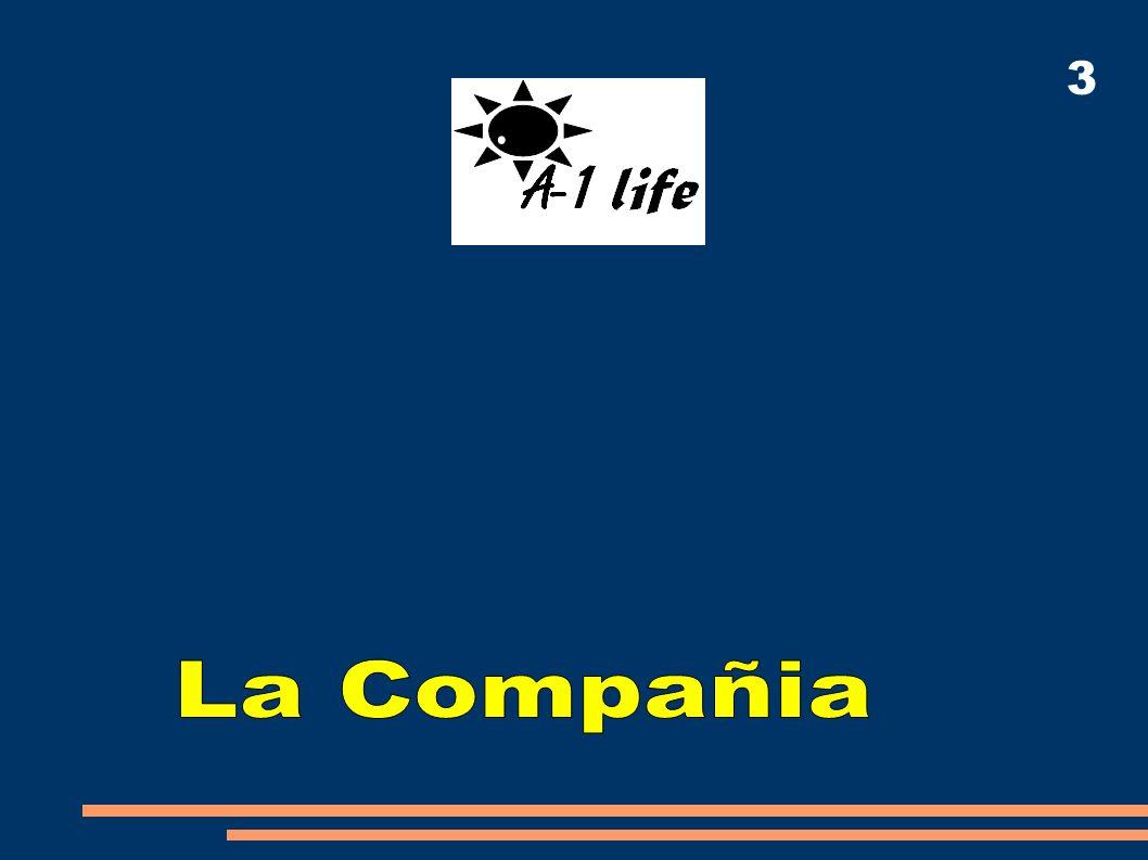 A1-Life fue creada en Estados Unidos en el año 2006 231 E 33RD 25 Tucson, Az.