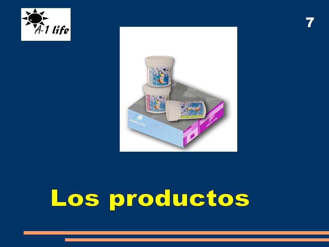 28 El sistema de comercialización de A1-Life, permite a cualquier persona aprovechar el momento y alcanzar el ÉXITO.