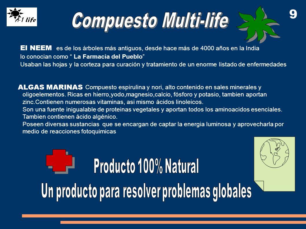 10 MultiLife …. una solución Global!!