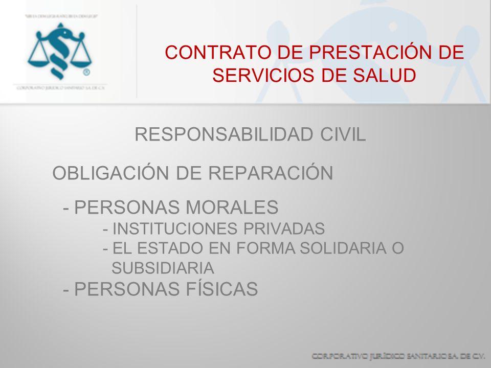 CONTRATO DE PRESTACIÓN DE SERVICIOS DE SALUD EXCLUYENTES DE RESPONSABILIDAD CLÁUSULA DE NO RESPONSABILIDAD CLÁUSULA DE PENA CONVENCIONAL CULPA GRAVE O NEGLIGENCIA INEXCUSABLE DE LA VÍCTIMA CASO FORTUITO FUERZA MAYOR