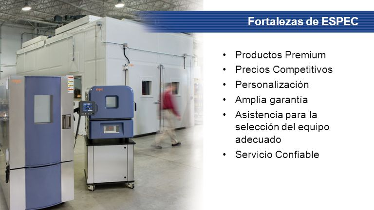 Productos Premium Precios Competitivos Personalización Amplia garantía Asistencia para la selección del equipo adecuado Servicio Confiable Fortalezas