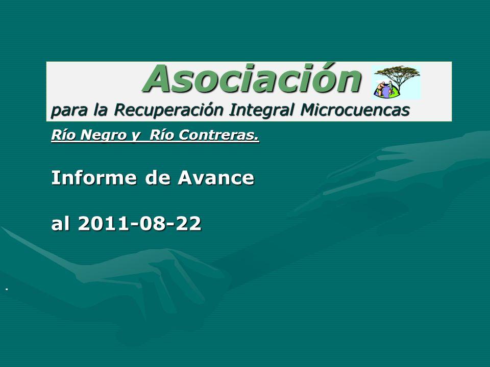 Antecedentes: Desde el mes de marzo 2011 se inició un proceso de mediación en la PDH ante la denuncia de Aricneco por las anomalías detectadas en diferentes entidades en relación a los daños en las cuencas de los ríos Negro y Contreras.