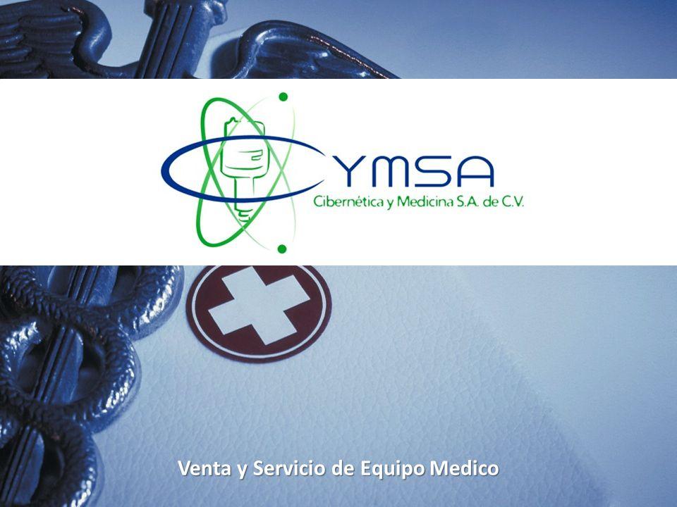 Venta y Servicio de Equipo Medico