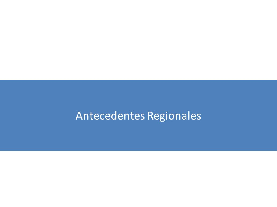 Desafíos del Desarrollo Propuestas del Gobierno Regional Capital humano - Diseño de nuevos programas de formación y fortalecimiento de capital humano avanzado.