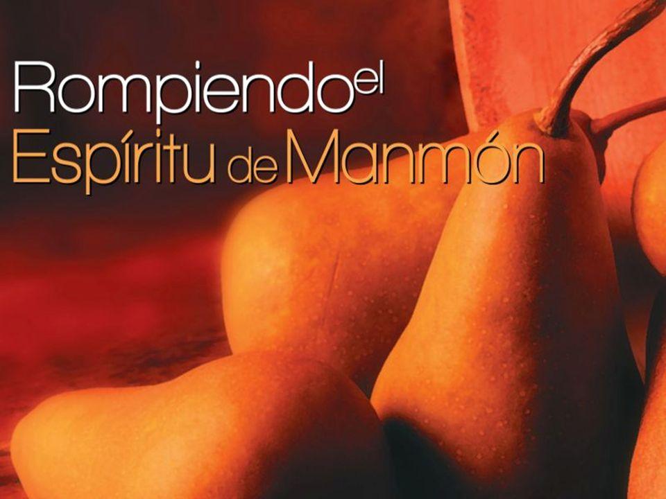 CONCEPTOS CLAVES: El espíritu de Manmón dice, No necesitas a Dios.