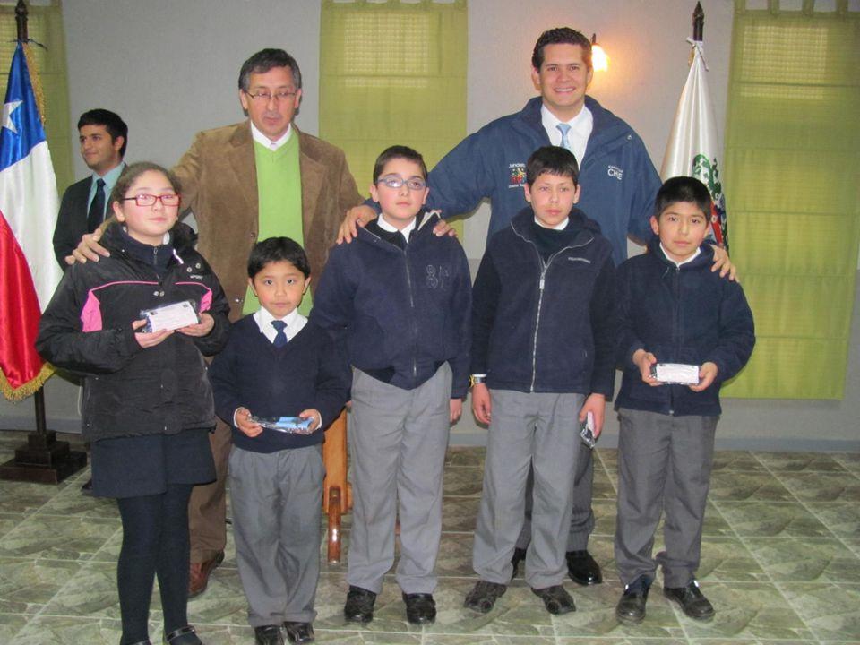 Junta Nacional de Auxilio Escolar y Becas JUNAEB Araucanía Lentes JUNAEB