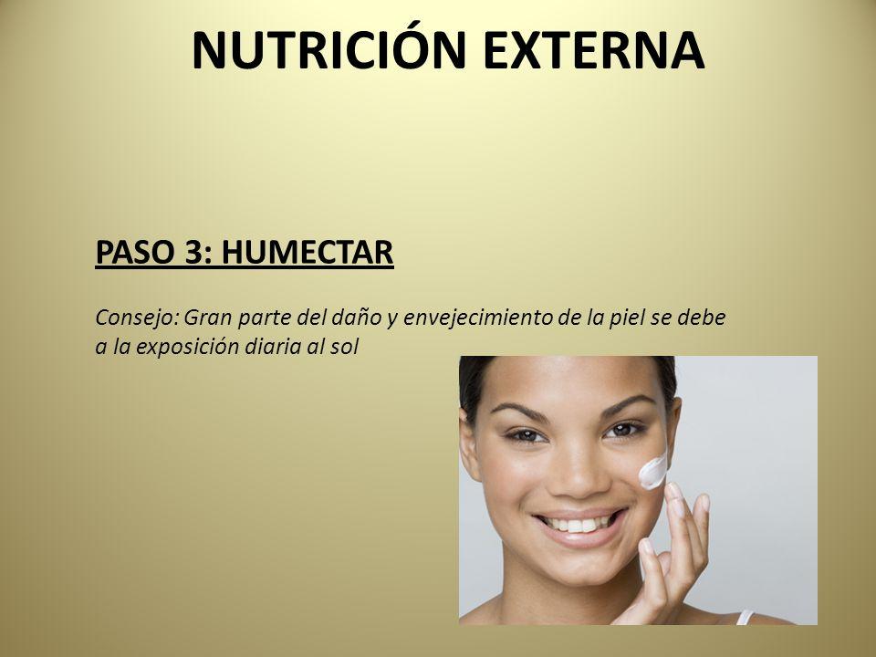 NUTRICIÓN EXTERNA Ambos: - Tiene Pheohydrane que proporciona humectación duradera - Tiene filtro solar SPF 15 que protege contra los rayos UVB / UVA - Nutre la piel con las multivitaminas A,C y E a.
