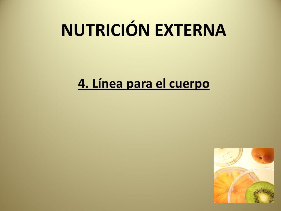 4. Línea para el cuerpo