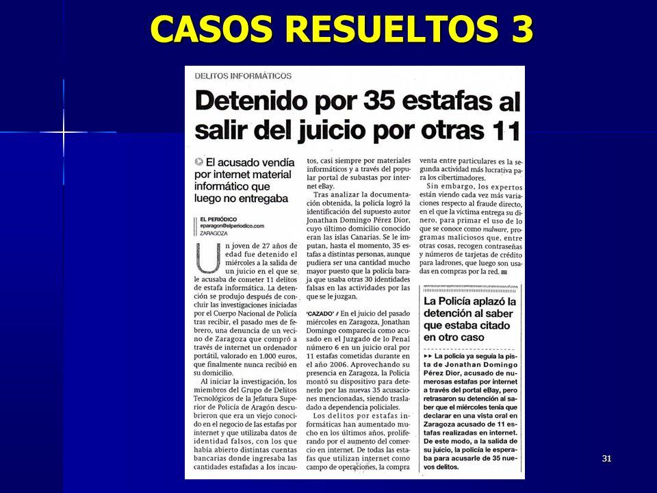 31 CASOS RESUELTOS 3