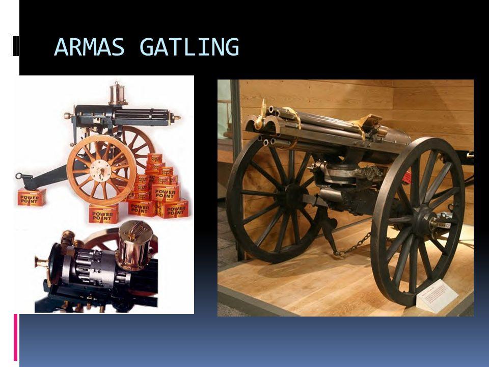 ARMAS GATLING