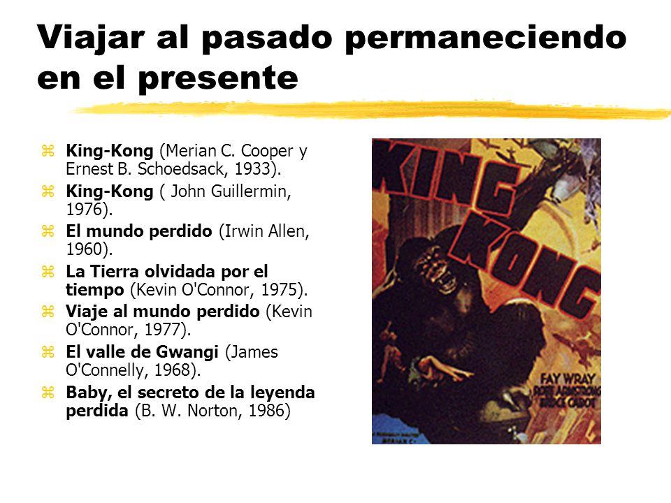 El mecanismo de la máquina zEl final de la cuenta atrás (Don Taylor, 1980): el acorazado norteamericano Nimitz se pierde en el misterioso Triángulo de las Bermudas.