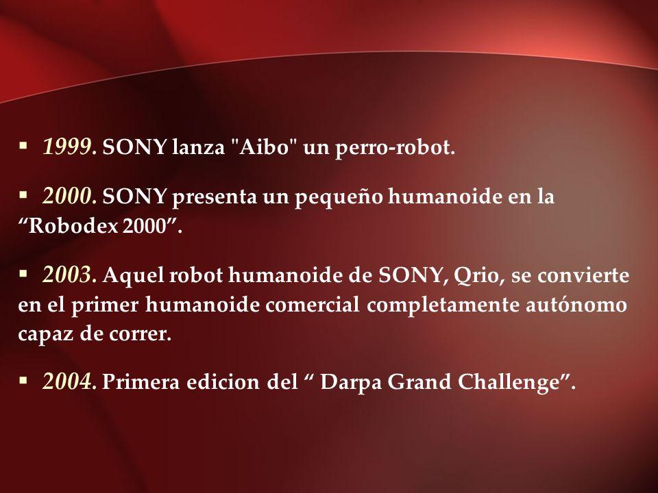 1999. SONY lanza