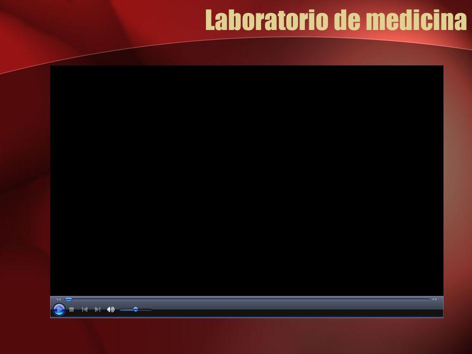 Laboratorio de medicina