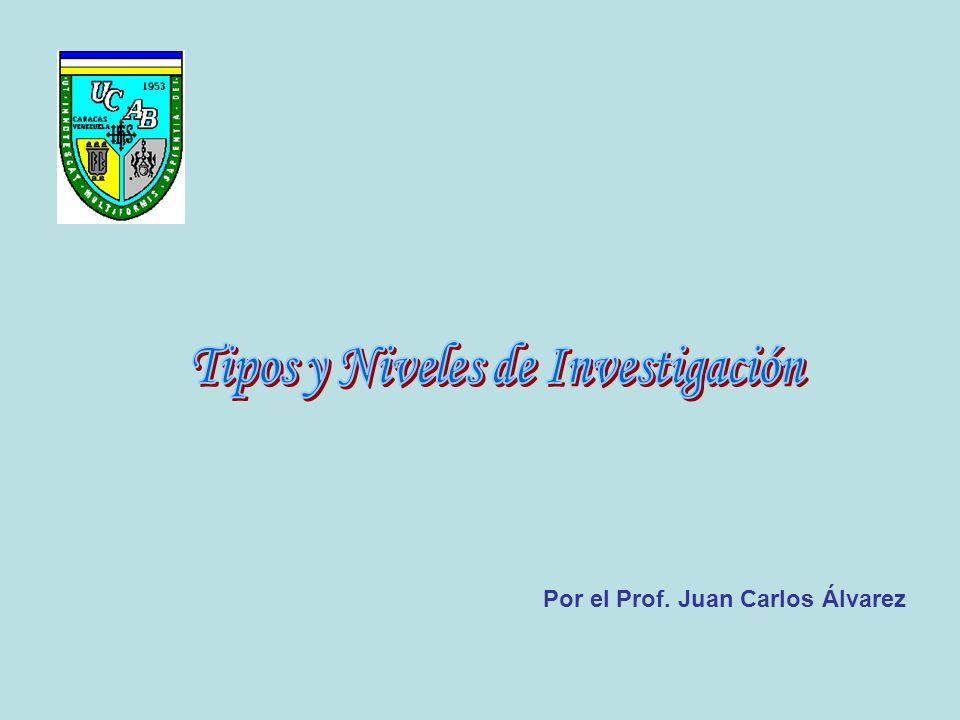 Por el Prof. Juan Carlos Álvarez