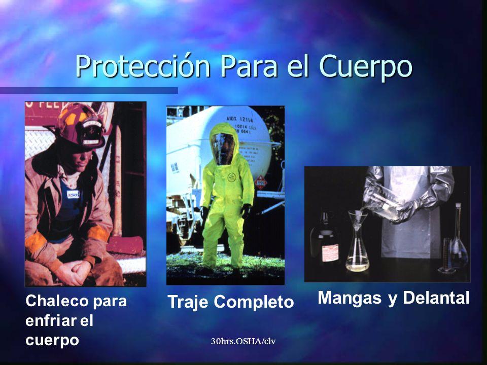 30hrs.OSHA/clv Chaleco para enfriar el cuerpo Mangas y Delantal Protección Para el Cuerpo Traje Completo