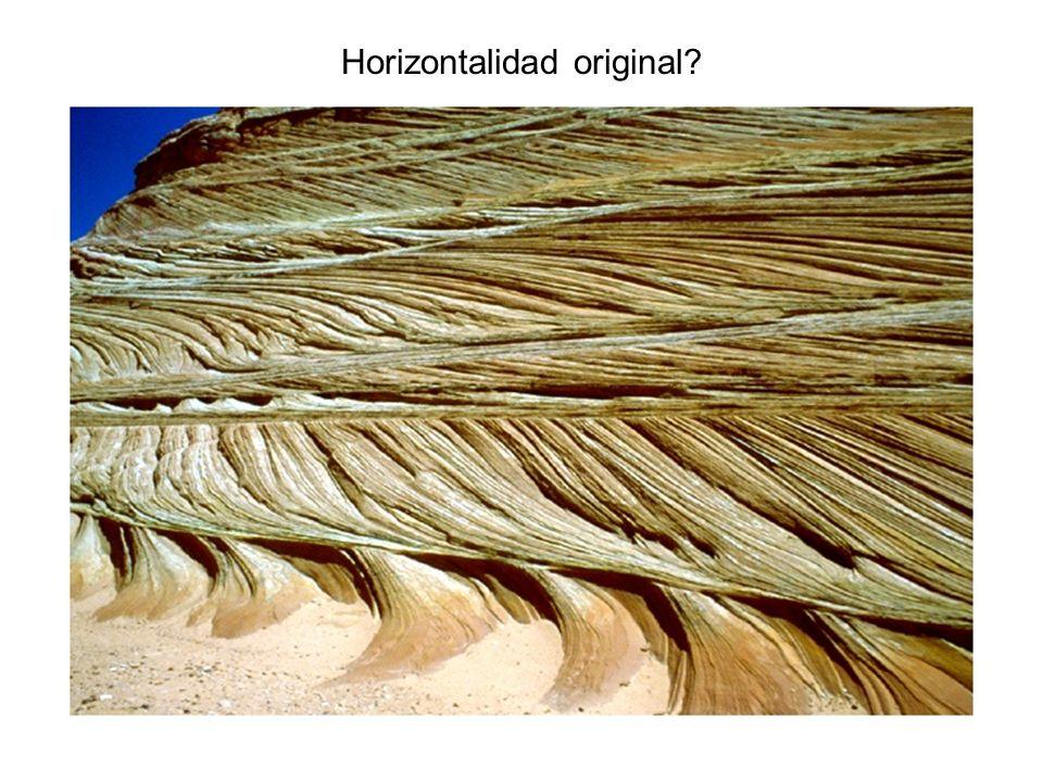 Horizontalidad original?