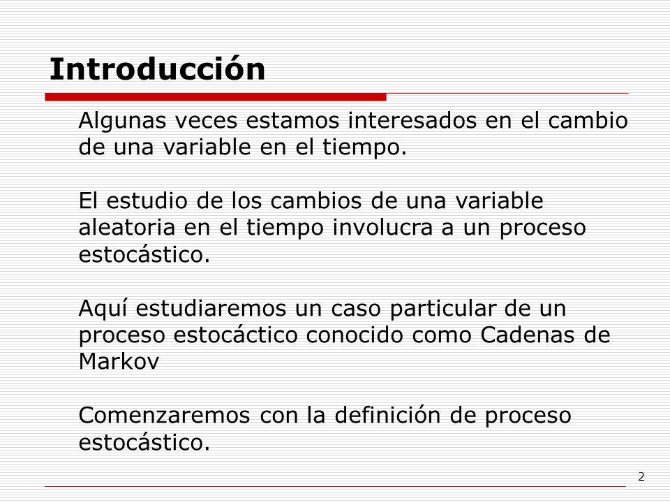43 17.7 Modelos para planificar la fuerza de trabajo (Cont.) Al comienzo de cada periodo, la organización contrata H i miembros del grupo i.