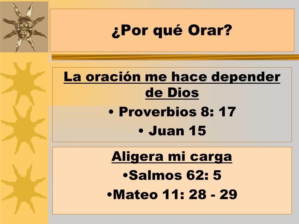 ¿Qué Orar? La oración modelo Nehemías 1: 5 Mateo 6: 5 – 15 Basado en las promesas