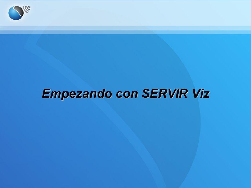 Empezando con SERVIR Viz