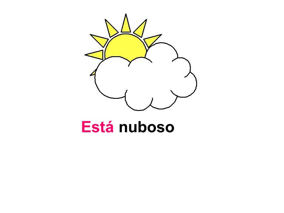 Estará nuboso