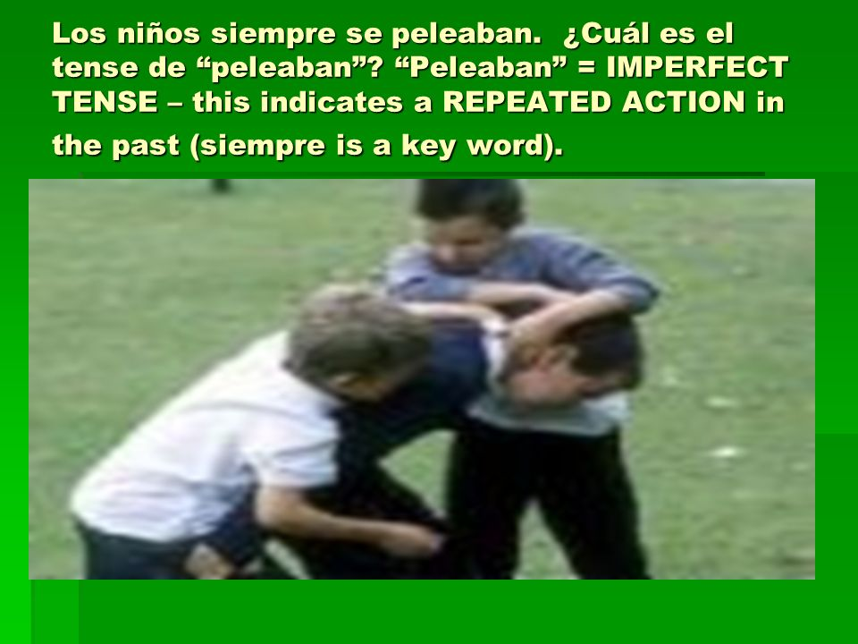 Siempre is one word that expresses frecuency in Spanish.
