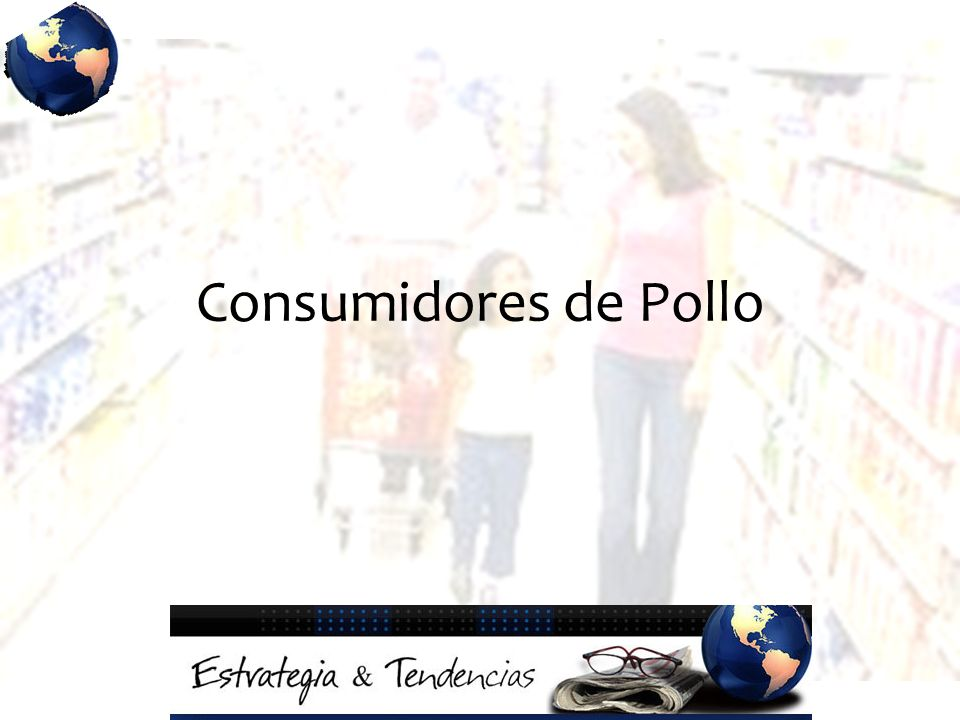 Consumidores de Pollo