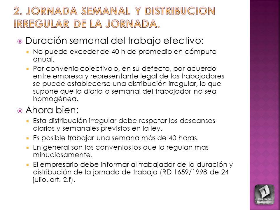 Art.38.3ET: obligación empresarial de fijar el calendario de vacaciones.