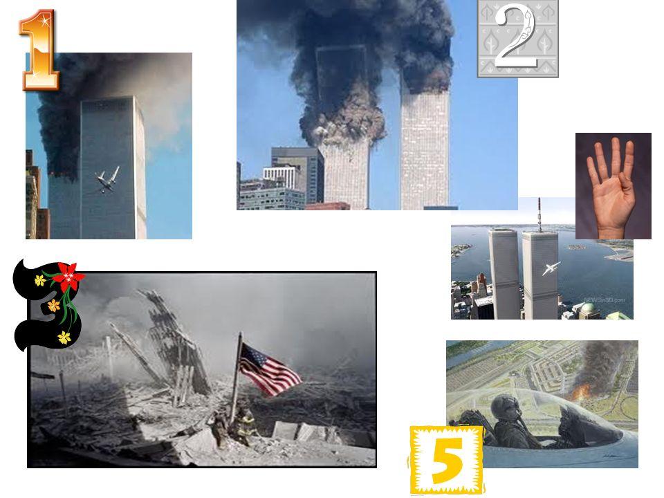 Es el 11 de septiembre de 2001 http://www.history.com/topics/9-11- timeline/videos#911-timeline