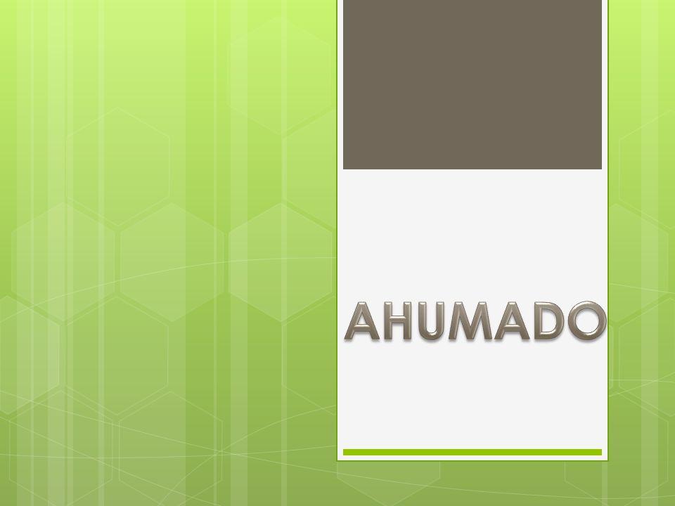 Ahumaderos