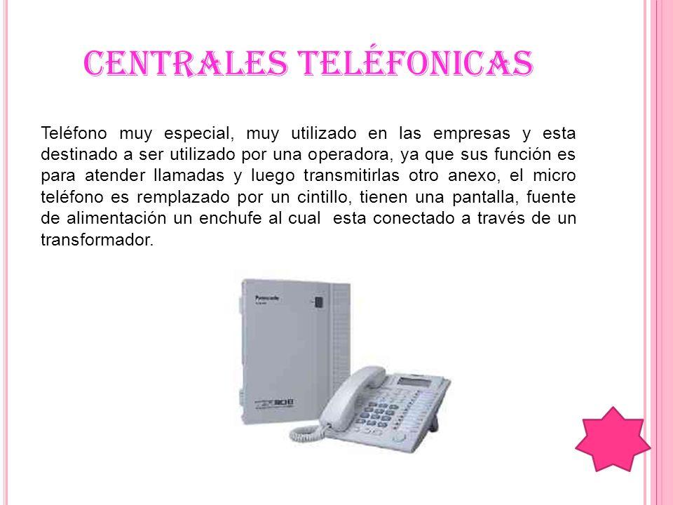 TELÉFONOS PÚBLICOS Es un teléfono que funciona introduciendo monedas, tarjetas telefónicas o tarjetas de crédito, Es con la gran diferencia que cuenta.