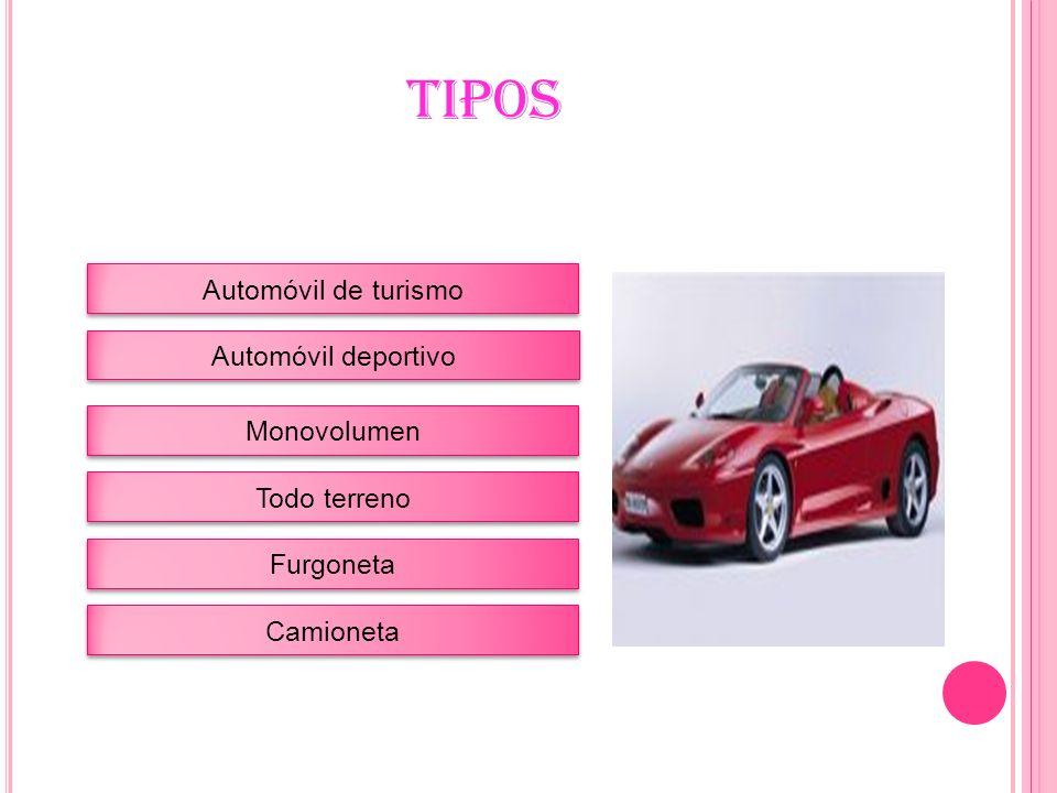 AUTOMOVIL DE TURISMO