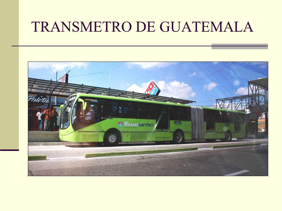 TRANSMETRO DE GUATEMALA
