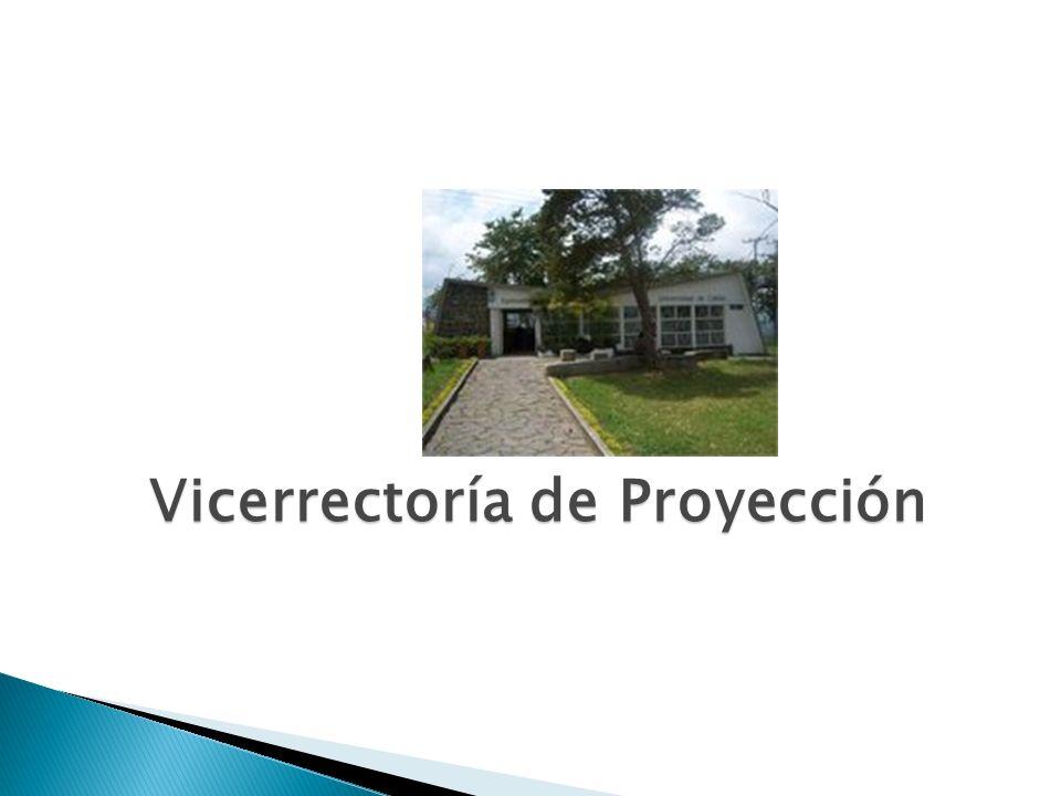 Vicerrectoría de Proyección
