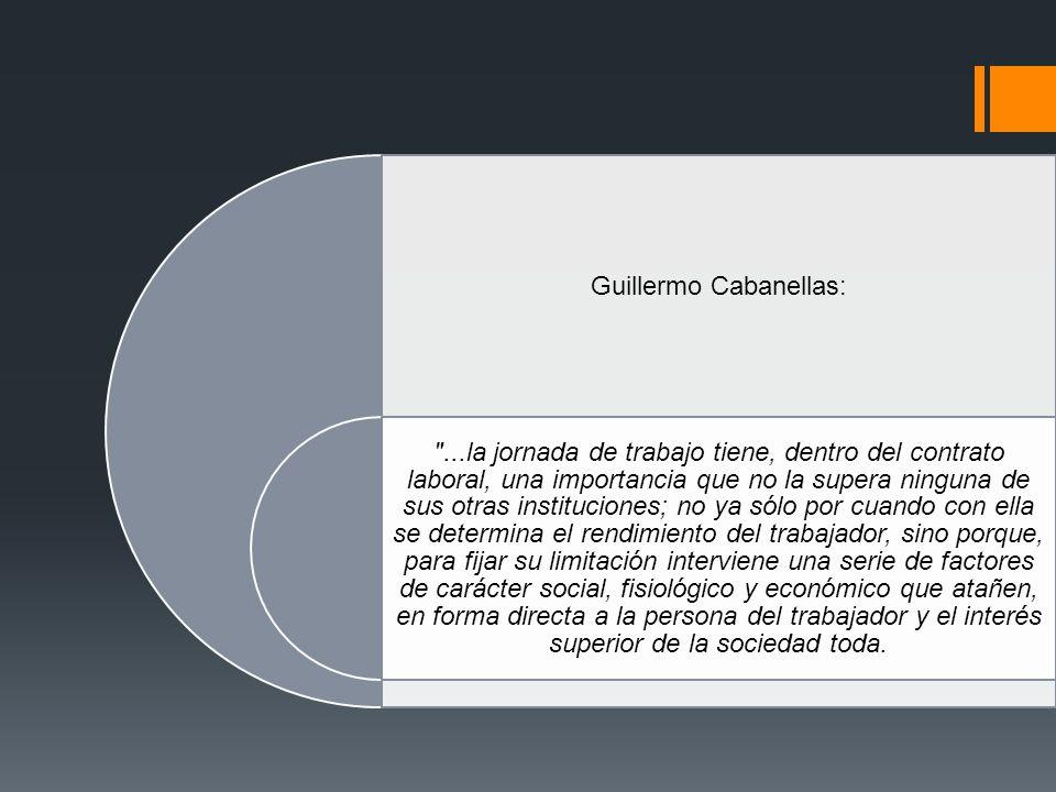 Guillermo Cabanellas: