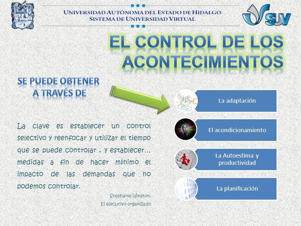 Es el proceso de definir el curso de acción y los procedimientos requeridos para alcanzar los objetivos y metas.