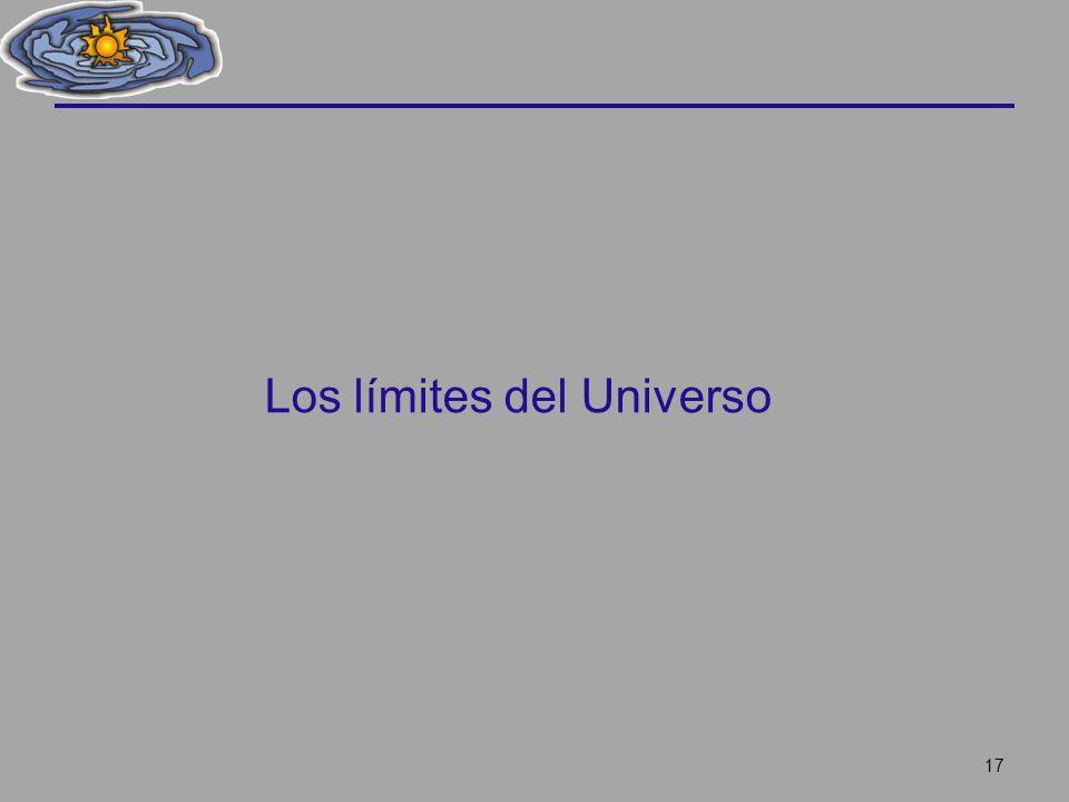 Los límites del Universo 17