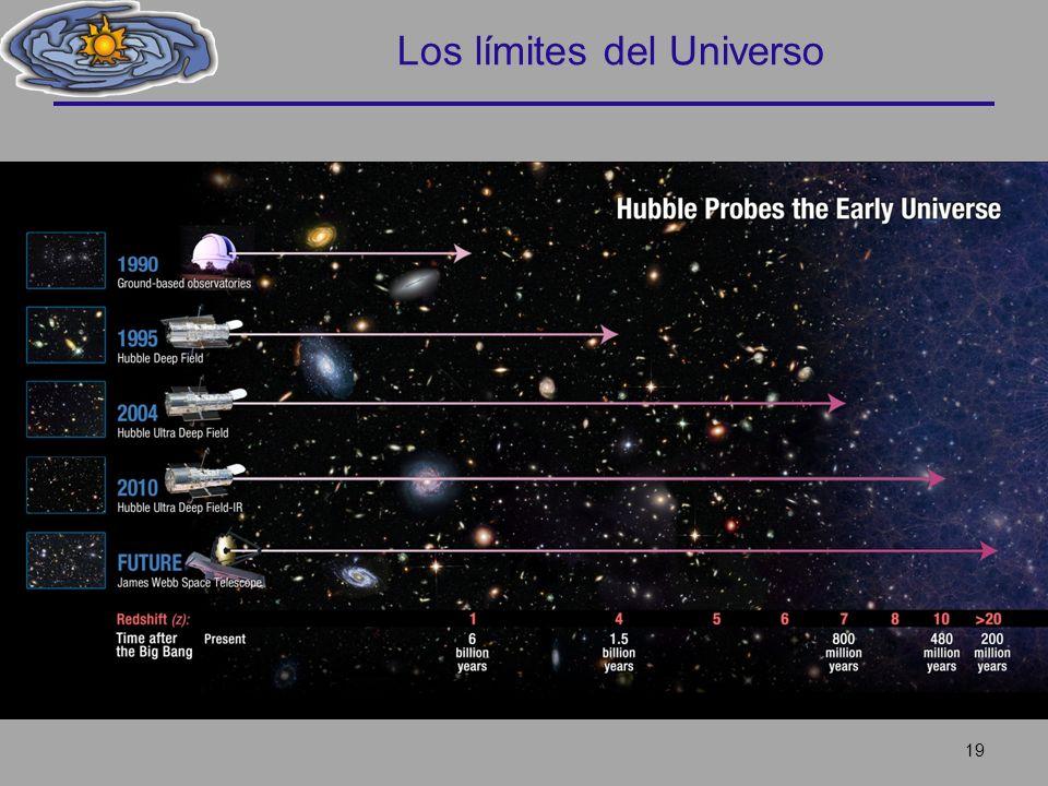 Los límites del Universo 19