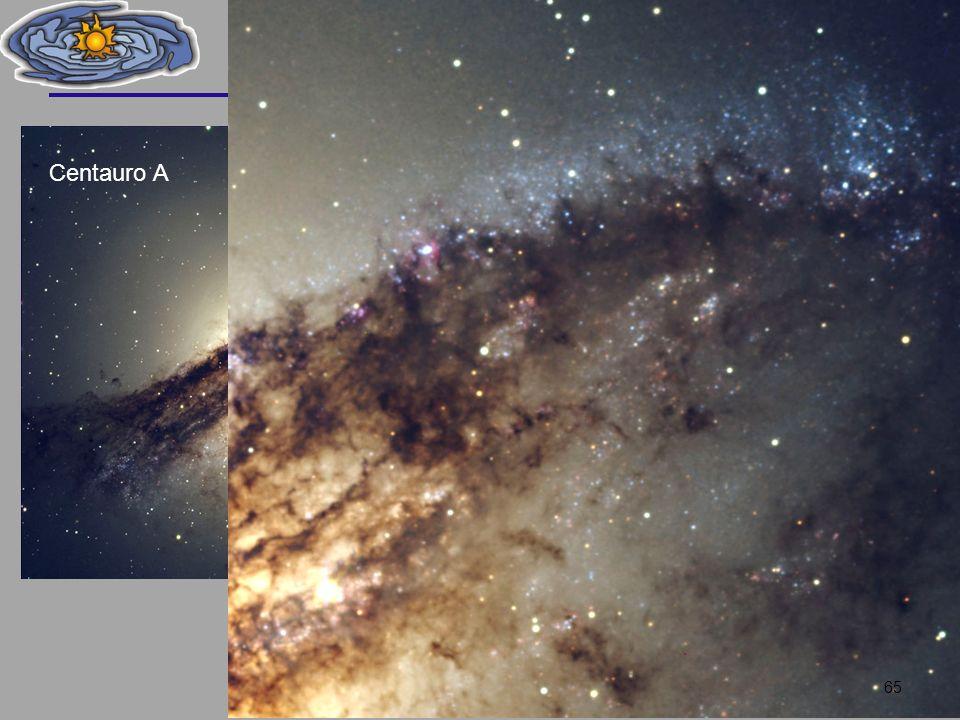 Centauro A Nuestro Universo 65