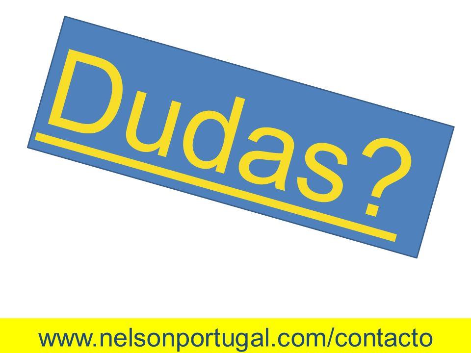 Dudas www.nelsonportugal.com/contacto
