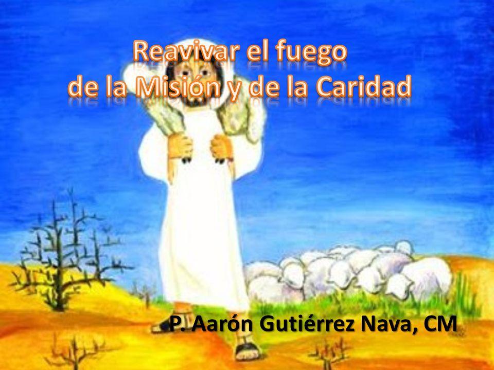 P. Aarón Gutiérrez Nava, CM