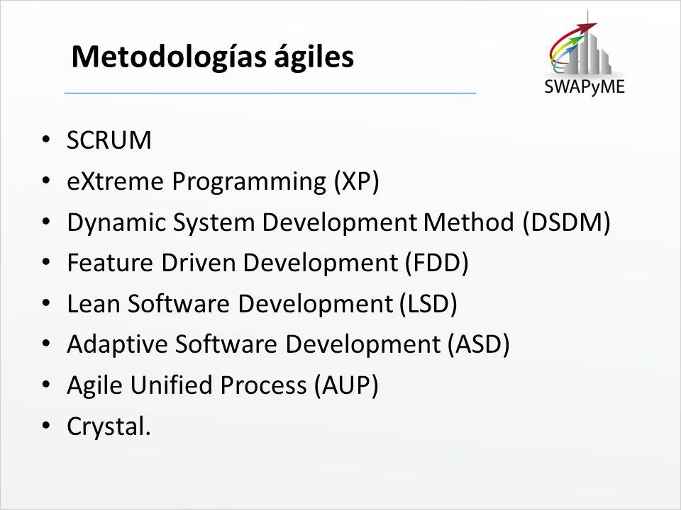 Herramientas Estudio de factibilidad técnica Historias de usuario Diseño del sistema Notas de entrega Grafo de trazabilidad Lecciones aprendidas Checklist calidad de software Pasos para infundir agilidad en el equipo de trabajo Uso de herramientas de software