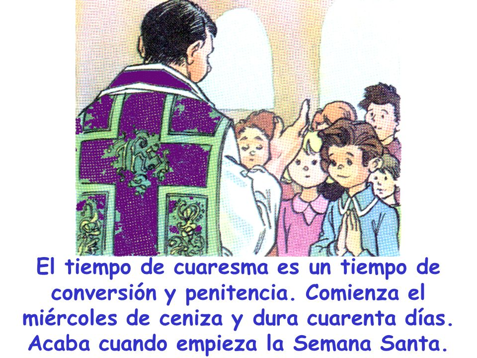 Miércoles de Ceniza Los cristianos recibimos en la frente o en la cabeza el signo de la ceniza al comienzo de la Cuaresma