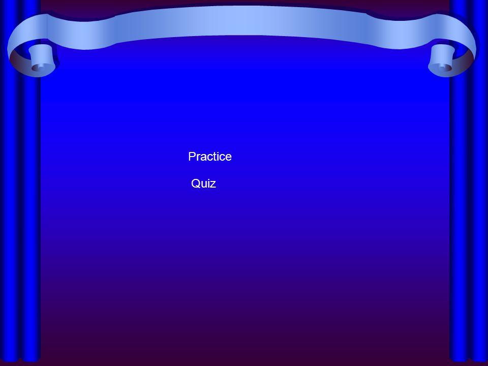 Quiz Practice