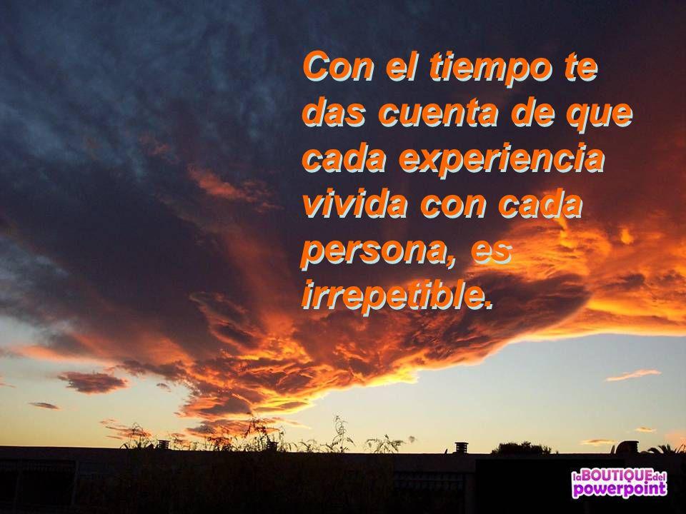 Con el tiempo aprendes que disculpar, cualquiera lo hace, pero perdonar es sólo de almas grandes.