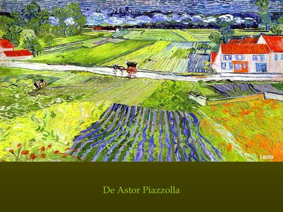 De Astor Piazzolla