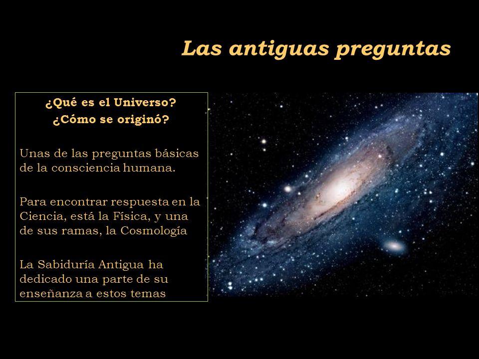 2011-04 Física moderna, Cosmología y Doctrina Secreta Las antiguas preguntas ¿Qué es el Universo.
