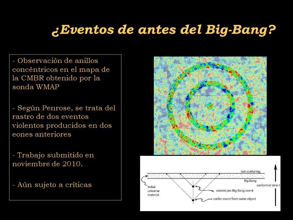 2011-04 Física moderna, Cosmología y Doctrina Secreta ¿Eventos de antes del Big-Bang.