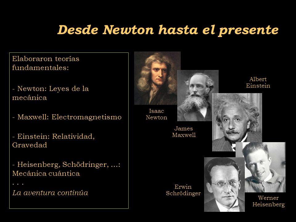 2011-04 Física moderna, Cosmología y Doctrina Secreta La gravedad: Newton Sus 3 leyes del movimiento y la de la gravitación universal (1687) son los pilares de la mecánica clásica.