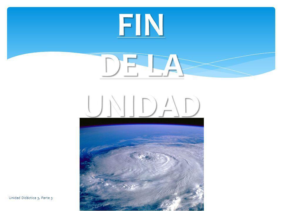 Unidad Didáctica 3, Parte 315 FIN DE LA UNIDAD