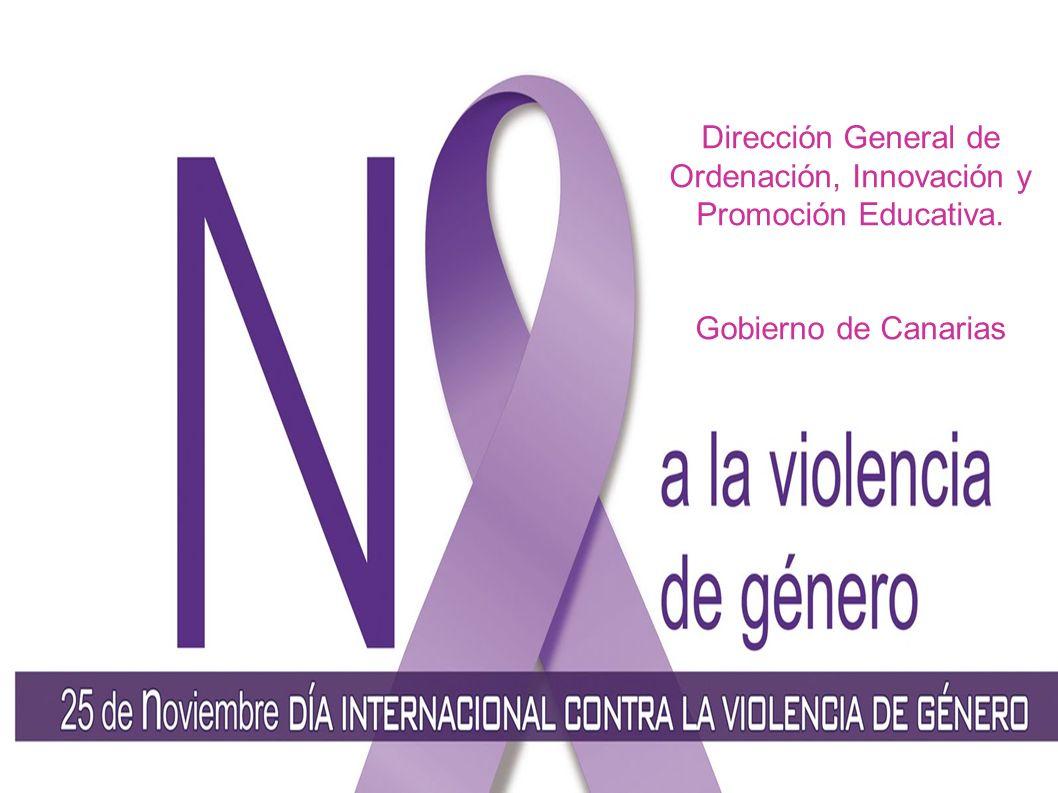 Dirección General de Ordenación, Innovación y Promoción Educativa. Gobierno de Canarias